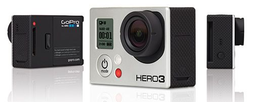 12 best gopro action camcorder reviews images on pinterest gopro the gopro hero3 black edition is a futureproof action camera package with 4k video recording fandeluxe Gallery