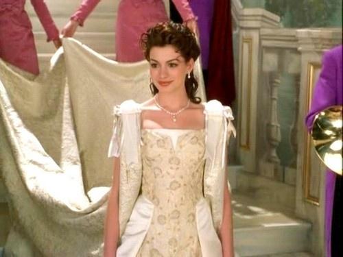 Princess diaries 2 red dress quilt