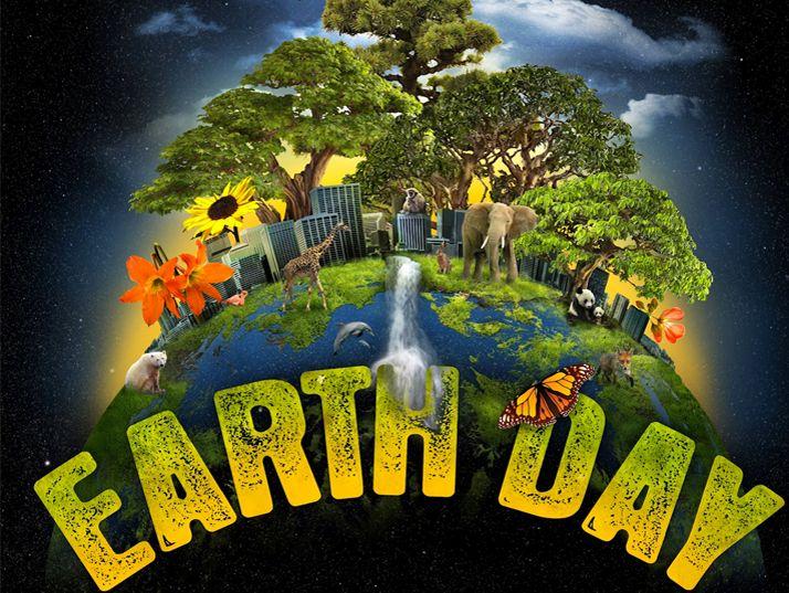 Cherish your mother Earth #EarthDay2016