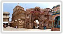 360 View - Salangpur Hanumanji Mandir