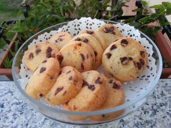 I Dolci di Pinella: Un biscotto per incominciare...