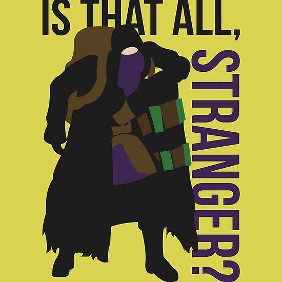 """Got a selection of good things on sale, stranger."" Resident Evil 4 / Biohazard 4 Merchant shirt!"