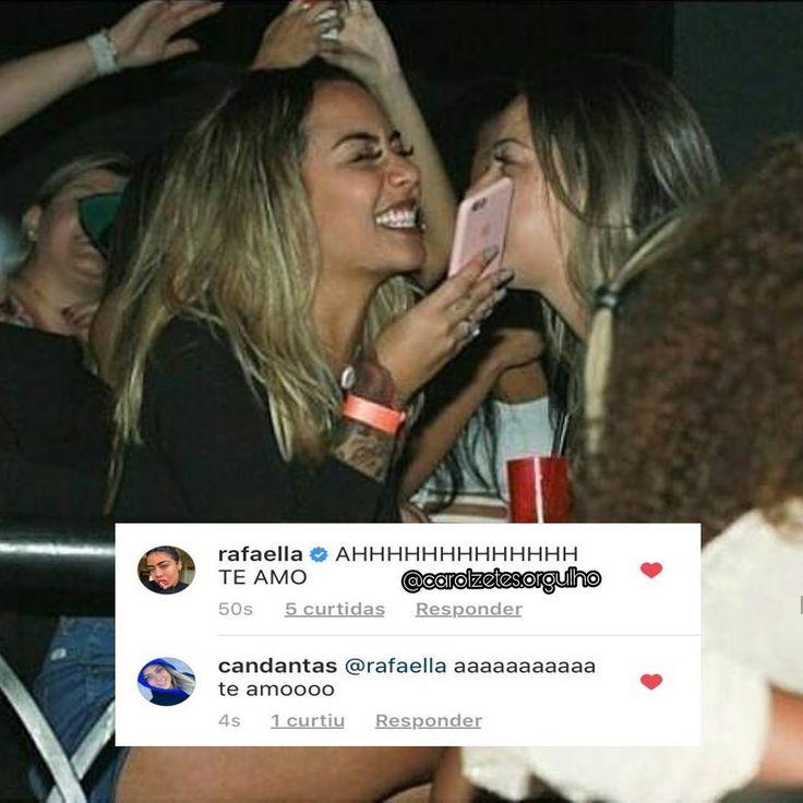 """""""Mi piace"""": 87, commenti: 4 - ❣C A R O L Z E T E S ❣ (@carolzetes.orgulho) su Instagram: """"Melhor amizade que você respeita """""""