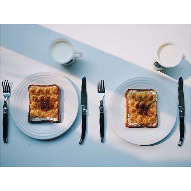 芸能人のインスタが見本☆素敵な朝食で美と健康をゲット! |