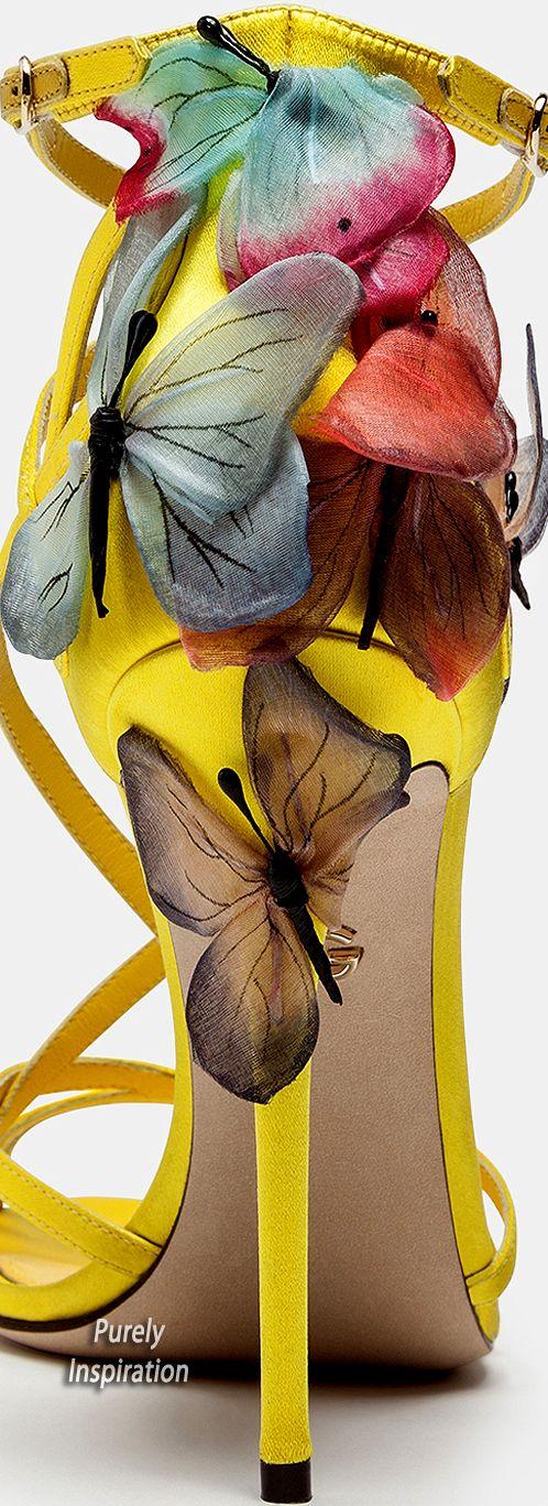 Dolce & Gabbana Satin Sandal | Purely Inspiration