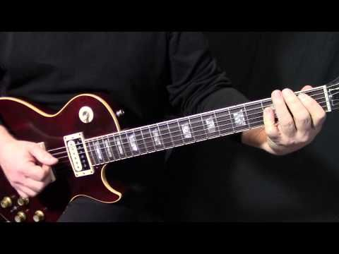 """▶ how to play """"Money For Nothing"""" on guitar by Dire Straits Mark Knopfler - rhythm guitar lesson - YouTube"""