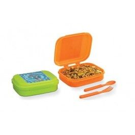 Buy Ruchi Frolic Lunch Box Online @ Magickart.in  Make your kids lunch even more interesting with our Frolic lunch box.