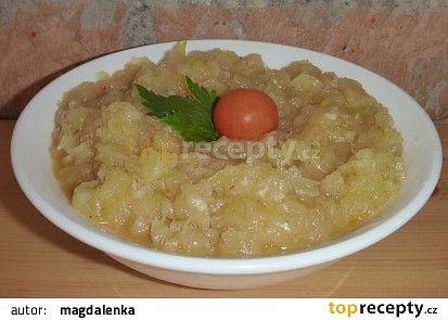 Cuketová pomazánka recept - TopRecepty.cz