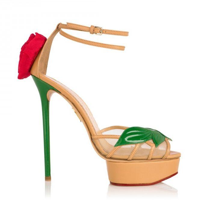 Сладкий Ню Мягкие Кожаные Сандалии Женщин Зеленые Листья Аппликации Тонкие Высокие Каблуки На Заказ Плюс Размер Обувь Для Женщин Евро Италии