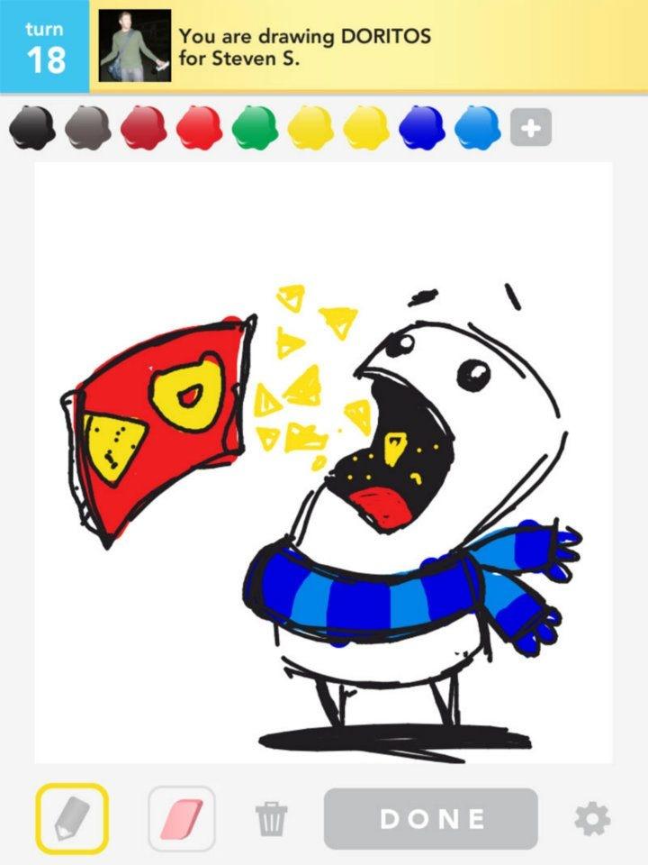 Coco Loco meets Draw Something