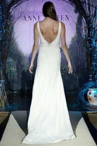 Anne Bowen Fall 2013 Collection annebowen.com  See more wedding dress pictures and designer wedding gowns
