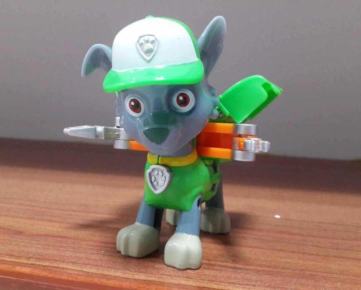 Paw Patrol Toys Action Figures Plastic Puppy Patrol Dog Promo (Buy 1 Get 1 Free) #BrandNew