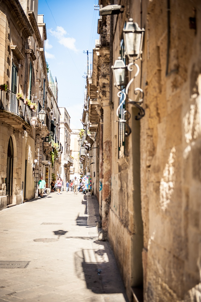 #places #italy #salento Lecce, Italy