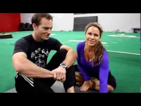 Fitness experts Monica Brant and Ben Himes talk about why they love WellnessMat's FitnessMat!