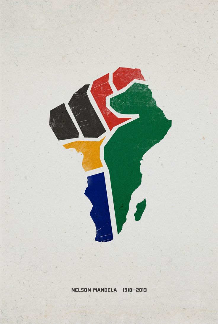 Mandela Tribute Fist