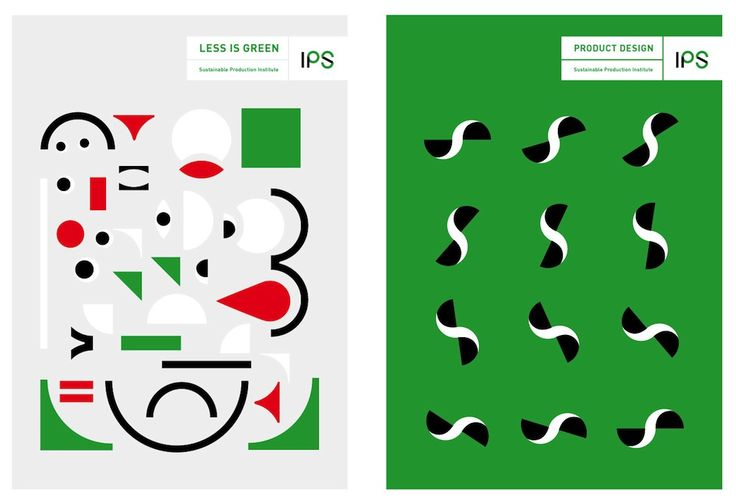 Studio Dosdecadatres' Sustainable Identity for IPS | AIGA Eye on Design