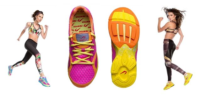 BEACH AND SPORT  Track & Field sells fancy clothes and shoes, both their own as well as those by other brands.