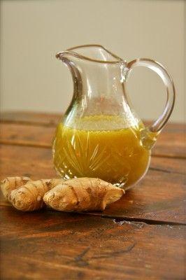 Ginger Vinaigrette | Divine Health GAPS/ THM friendly