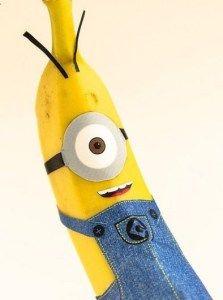 minion-banaan