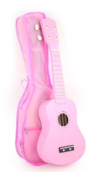 A pink Ukulele !