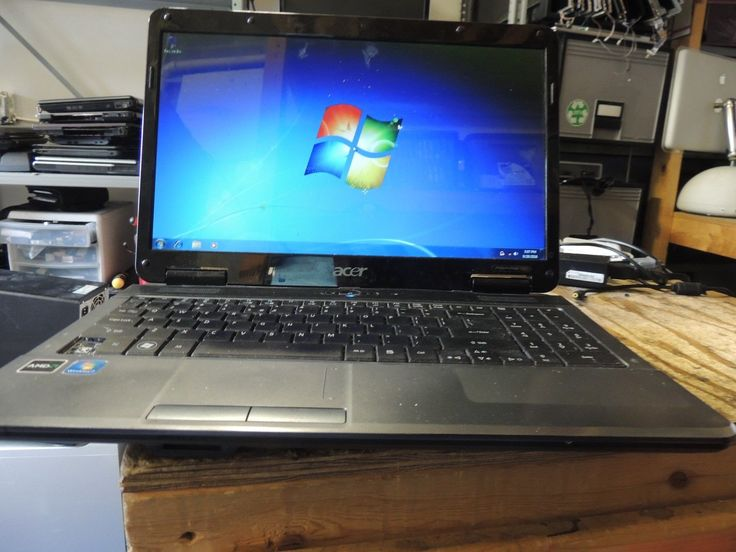 """Acer Aspire AS5532  15.6"""" 160GB AMD Athlon 64 1.6GHz 3GB Notebook Laptop AS IS"""