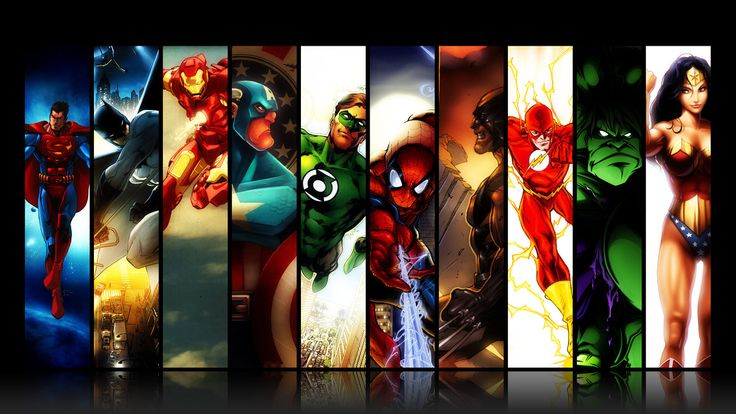 funny wallpaper of marvel superheroes HD Poster marvel