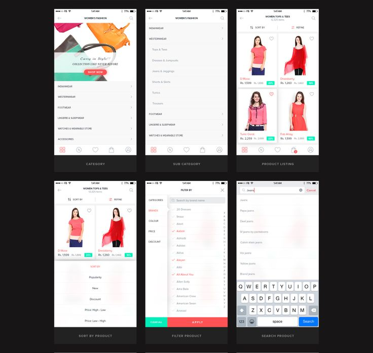 Perfect for both commercial and non-commercial organizations to sell & share their closets and accessories. PSD files are neatly organized, the screens are categorized as sign-in & sign-up, walkthrough, categories, profiles, menu, carts, payments, and checkout.  Each screen is fully editable and customizable, duly named, retina-ready & well-oganized in PSD format.