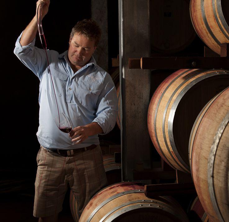 Reid Bosward - Kaesler Wines Lunch with a Barossa Legend Register to bid at: www.langtons.com.au/ #Barossa #BarossaWineAuction #Wine