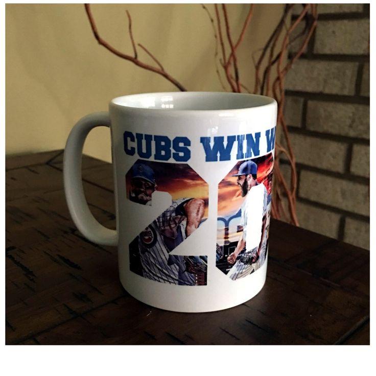 St Louis Cardinals World Series Coffee Mug