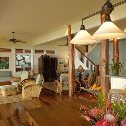 206 best Hawaiian decorating images on Pinterest | Tropical houses ...
