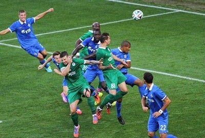 Video : Dynamo Moscow 2-2 Omonia Nicosia. | skathari