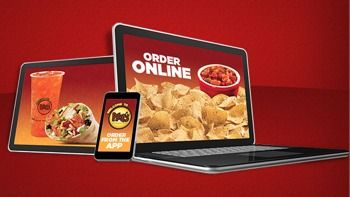 Moe's Southwest Grill Coupon  Free Burrito with Purchase