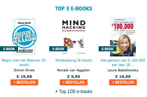Super, het e-book 'Mindhacking' van Ronald van Aggelen op nummer 2 in de e-book TOP 100 van Managementboek. #mindhacking #ronaldvanaggelen #mgtboeknl #futurouitgevers