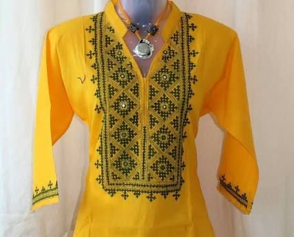Image result for what is kutch embroidery