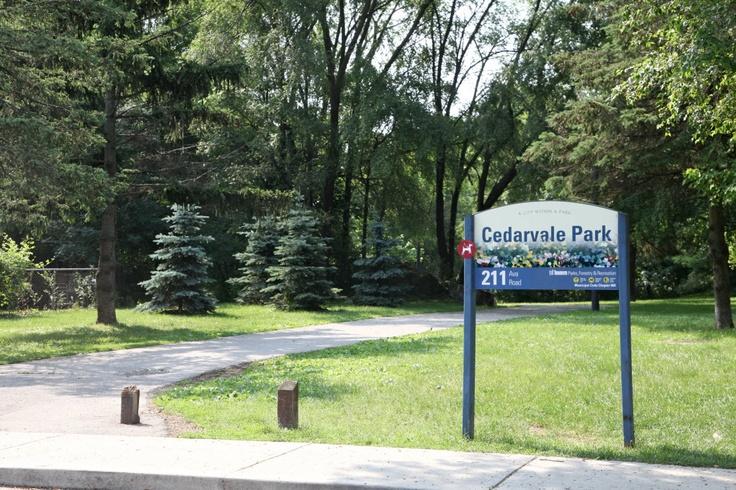 Cedarvale Park #neighbourhood #cedarvale #toronto