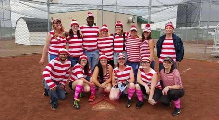 Battle against Breast Cancer  Where's Waldo
