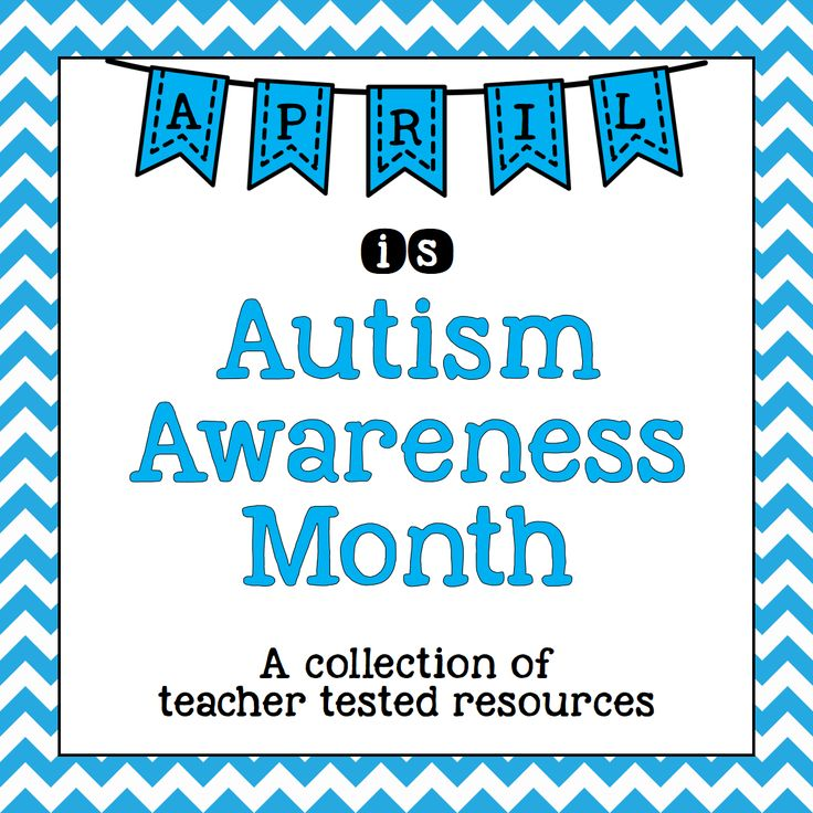 April is Autism Awareness Month. Click here to find a collection of resources you can use any month of the year.