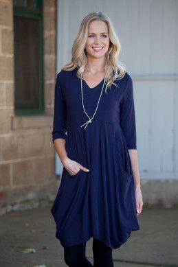 Cordelia St Tunic Spray Dress - Womens Tunics - Birdsnest Online