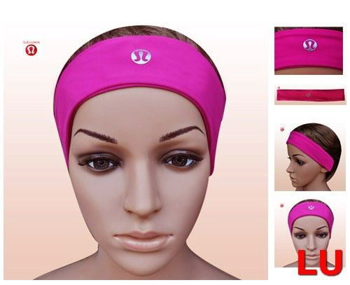 lululemon sale online Fly Away Tamer Headband Women Pink http://lululemonfactoryoutlet2014.com
