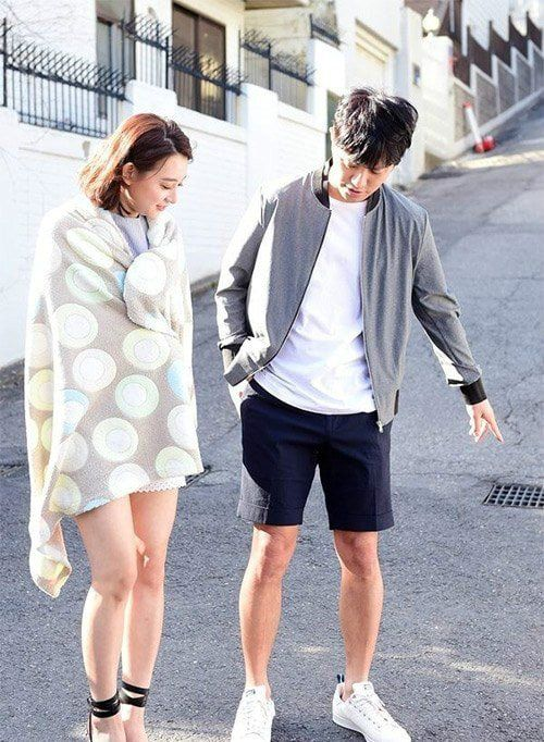 jin goo and kim ji won overflow with adorableness in b cuts for 39 grazia 39 sun the o 39 jays and. Black Bedroom Furniture Sets. Home Design Ideas