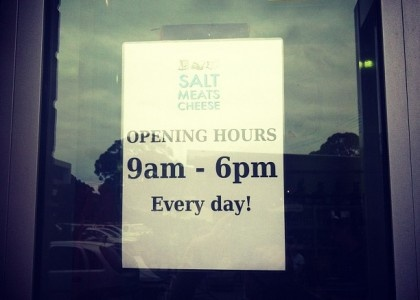 extended hours!  now I can get there after work.