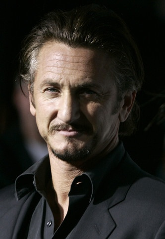 Sean Penn ... Age is just a number