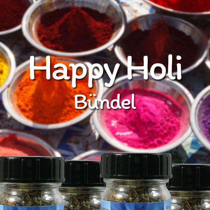Unser Bündel zum Holi-Fest. In diesem Packet finden Sie unsere Empfehlungen zum Räuchern am Holi-Fest. Jetzt im Bündel kaufen und 15% gegenüber den Einzelprodukten sparen.
