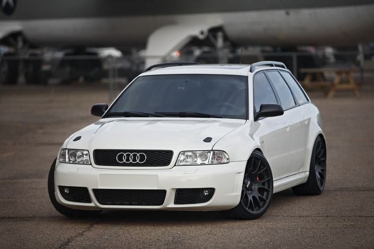 Audi RS4 B5   Baby needs a new pair of shoes .s