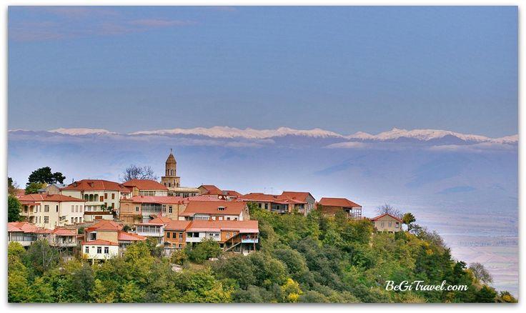 Sightseeing Kakheti, Signagi, Достопримечательности Кахети, Сигнахи, კახეთის ღირშესანიშნაობები, სიღნაღი  begitravel.com