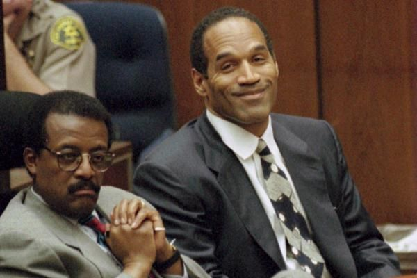 On Oct. 3, 1995, O.J. Simpson was acquitted of charges that he killed his former wife, Nicole Brown Simpson, and her friend, Ron Goldman.