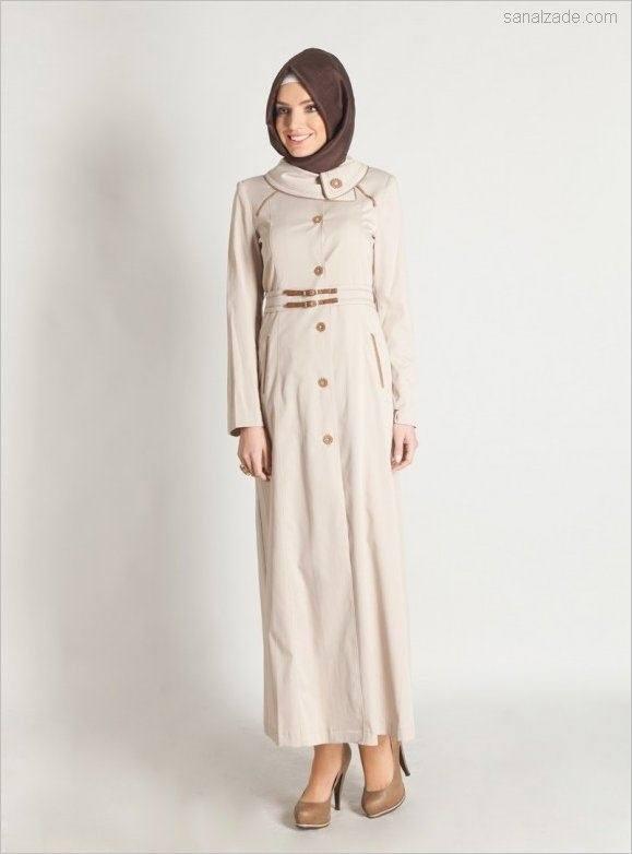 Sade ve şık modelleri ile dikkat çeken Olcay Giyim, tesettürlü hanımlara farklı tasarımlara sahip kıyafetler sunuyor.