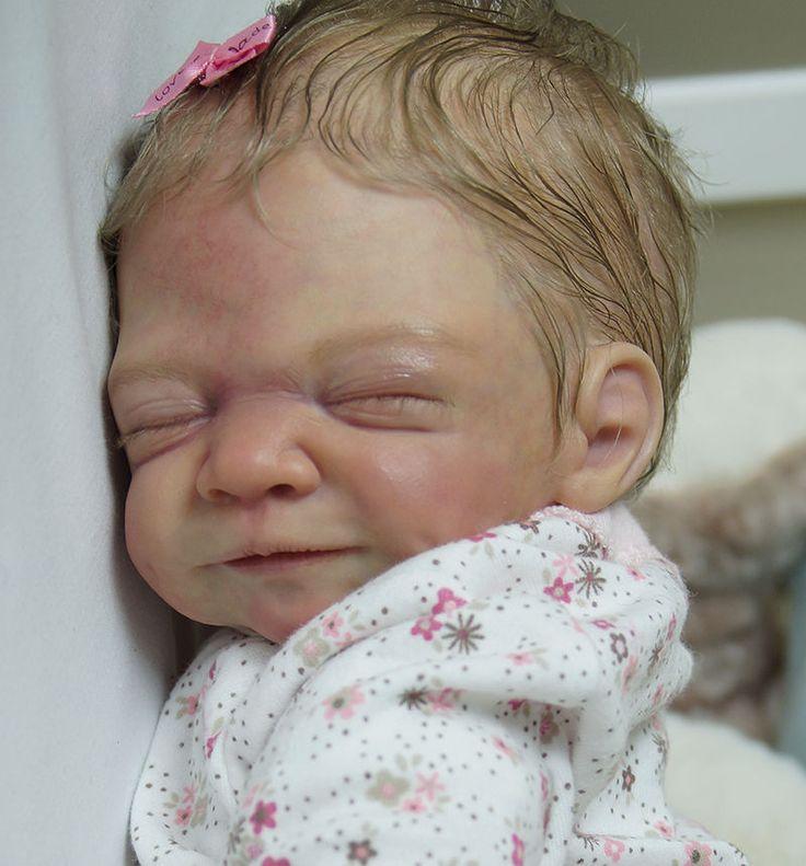Mathilda by Ulrike Gall sweet reborn baby girl