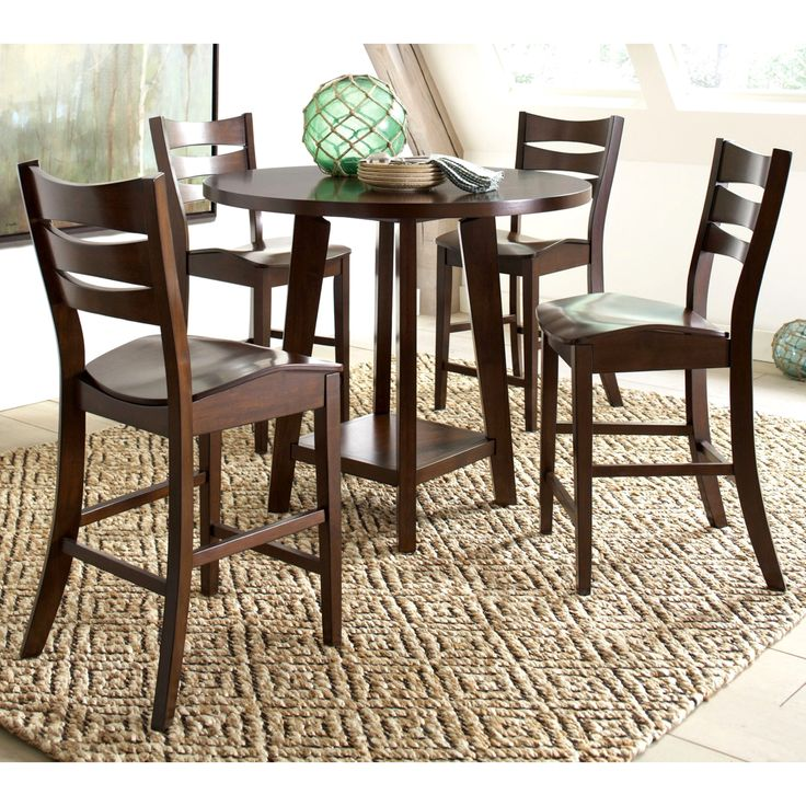 Crafted From A Solid Wood Construction The Table Has A Sleek Base Design With A