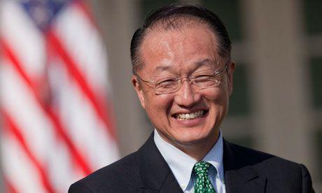 Jim Yong Kim secures World Bank job amid criticism